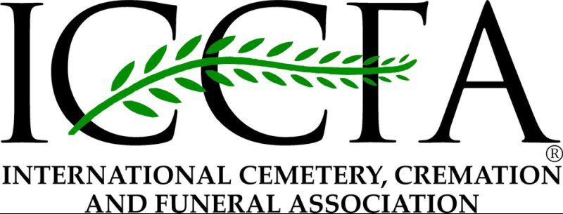 International Cemetery, Cremation and Funeral Association Logo